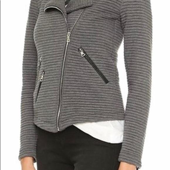 Generation Love Jackets & Blazers - Grey Moto jacket